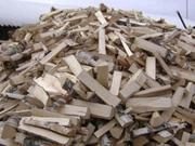 Продажа дров с доставкой по Вологодской области. От 1400 руб. за куб.м