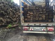 Деревянные шпалы бу оптом с доставкой по регионам